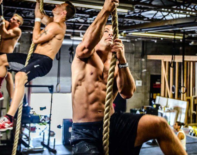 Allenamento Revo Competitor per prepararsi alle competizioni di CrossFit