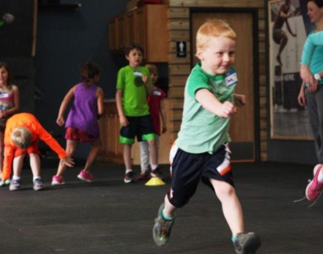 Corso di CrossFit per bambini e ragazzi
