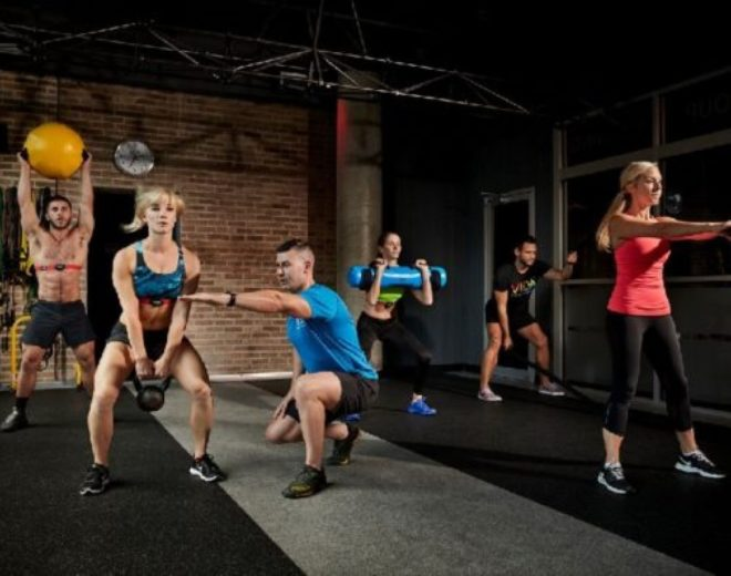 Corso base per imparare i movimenti del CrossFit