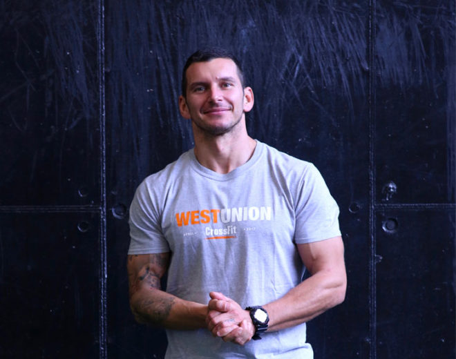 Beppe Istruttore West Union CrossFit